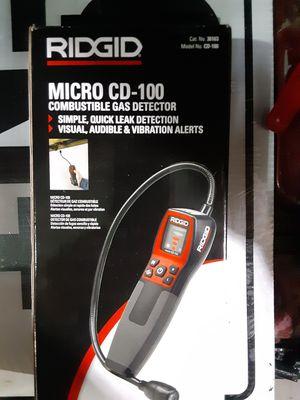 RIDGID MICRO CD-100 for Sale in Winder, GA