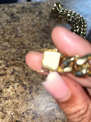 Chains real gold 14k for Sale in North Las Vegas, NV