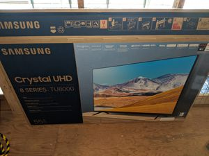 Samsung 50 inch and 55 inch TU8000 TV's. $250 for 55, $200 for 50 for Sale in Norwood, MA