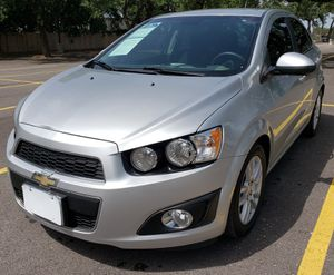 2012 Chevy Sonic 2LT for Sale in San Antonio, TX