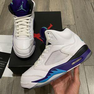 Jordan 5 Fresh Prince Size 9.5 for Sale in Federal Way, WA