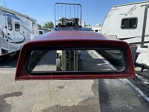 Used camper shell for Sale in Santee, CA