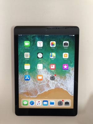 Ipad Air 1st gen 9.7 inch 32GB wifi - $140 firm price for Sale in Renton, WA