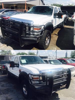 2010 Ford Super Duty F 350 LOW DOWN SRW 4WD LOW DoooooooWN for Sale in Houston, TX