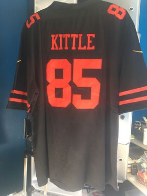 San Francisco 49ers George Kittle Jersey 2X for Sale in Rowland Heights, CA