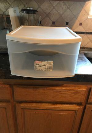 Price Drop Sterlite drawer box organizer $2 for Sale in Los Nietos, CA