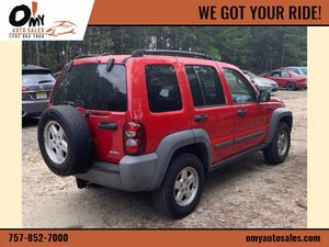 2005 Jeep Liberty for Sale in Norfolk, VA