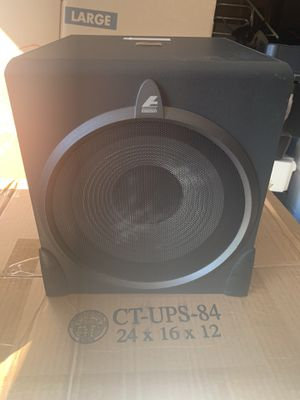 Acoustic Authority, Subwoofer. Comes with power supply for Sale in Glenn Dale, MD
