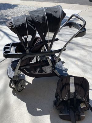 Double stroller for Sale in Victorville, CA