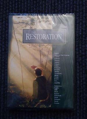 The Restoration DVD for Sale in Eden, NC
