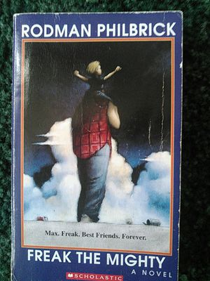 Freak the mighty,book for Sale in Hoquiam, WA