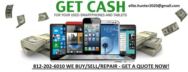 Apple iPhone and Android Devices We Swap for CASH!