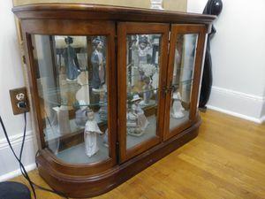 Curio cabinet for Sale in Washington, DC