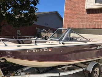 1989 Sylvania Boat With Mercruiser Engine for Sale in Katy,  TX