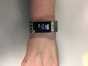 Fitbit Charge 2 with band for Sale in Grand Prairie, TX