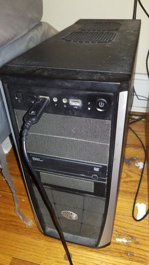 Custom Desktop Computer PC with 19 inch monitor for Sale in Chicago, IL