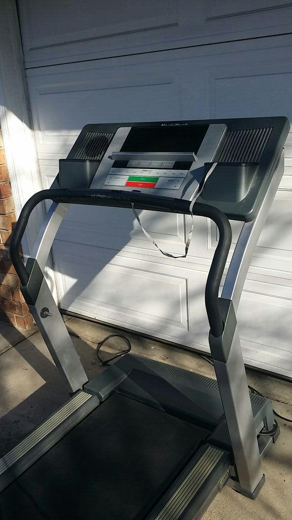 Nordictrack 2050 treadmill great condition