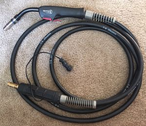 Mig Torch 250 amp., 15' long whip setup for a Lincoln Electric Welder - New for Sale in Industry, CA