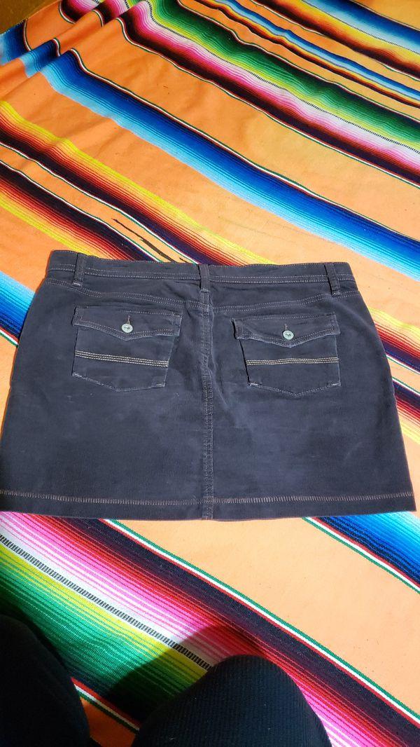 AUTHENIC OLD NAVY Mini Corduroy Skirt