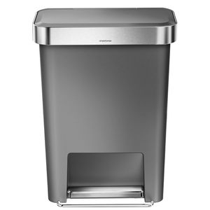 Simple Human 45L Step Trash Can for Sale in Fullerton, CA