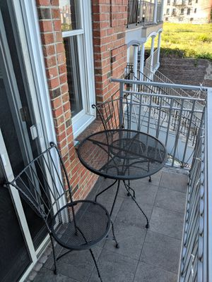 Outdoor Furniture Set for Balcony for Sale in Jersey City, NJ