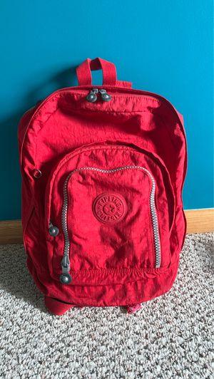 *FREE* Red Kipling Backpack for Sale in Saginaw, MI