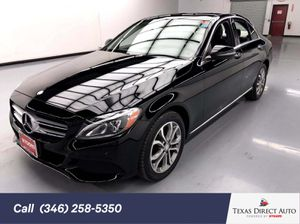 2016 Mercedes-Benz C-Class for Sale in Stafford, TX