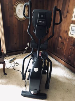 Sole E35 Elliptical Trainer for Sale in Toms River, NJ