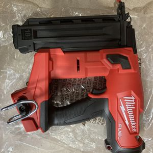 Milwaukee M18 Fuel 18g Brad Nailer. Tool Only , New Open Box for Sale in Philadelphia, PA