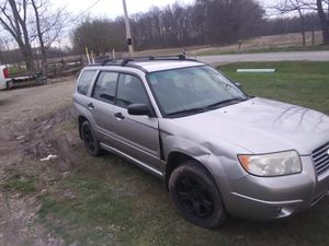 2009 Subaru Forester 2.5X for Sale in Polk, OH