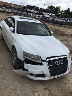 2008 Audi A6 for parts for Sale in Houston, TX