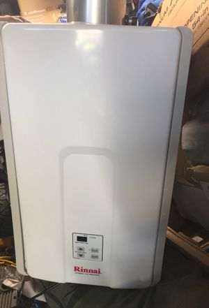 Rinnai water heater for Sale in San Francisco, CA