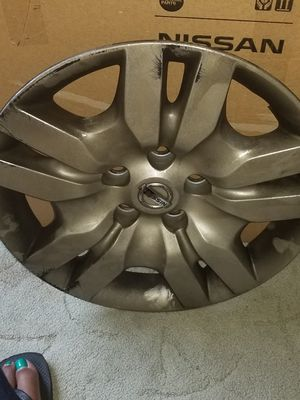 2 certified 2010 Nissan Altima caps for Sale in Charlotte, NC