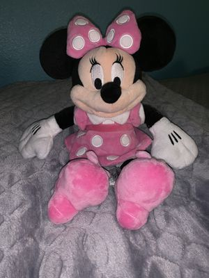 Minnie Mouse Plushie for Sale in Las Vegas, NV