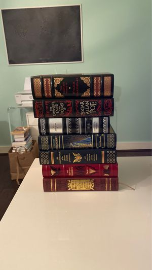 Set of 13 Collector Classics Books for Sale in Issaquah, WA