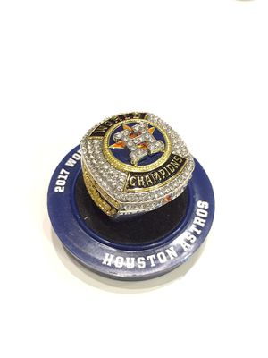 Houston Astros World Champion Ring for Sale in Houston, TX