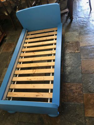 Ikea Boys blue bedroom set (no mattress) for Sale in Laveen Village, AZ