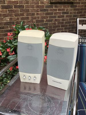 Gateway 2000 computer speakers for Sale in Smyrna, TN