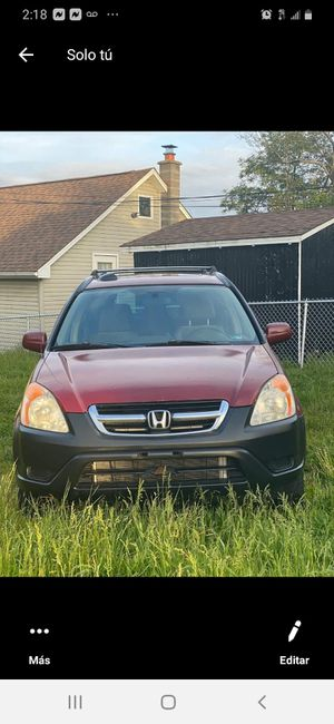 Honda crv 2004 for Sale in Columbia, PA