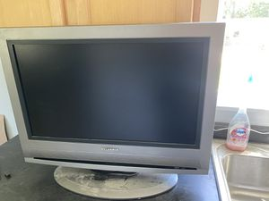 "27"" flatscreen tv for Sale in Mount Morris, MI"