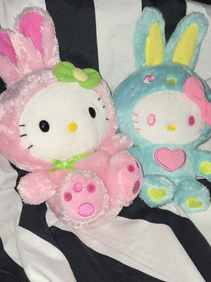 Hello kitty bunnies for Sale in Cary, IL
