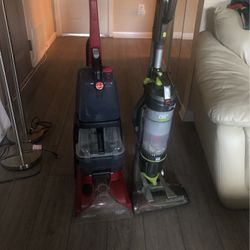 Hoover Shampooer And Dyson Wind tunnel for Sale in Philadelphia,  PA