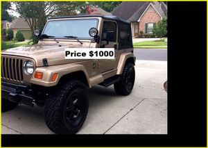 ֆ1OOO Jeep Wrangler for Sale in Orange, CA
