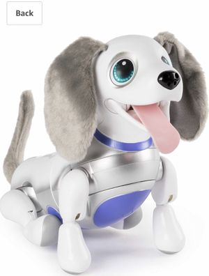 zoomer Playful Pup, Responsive Robotic Dog with Voice Recognition & Realistic Motion, For Ages 5 & Up for Sale in Las Vegas, NV