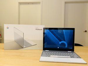 "Google - Pixelbook 12.3"" Touchscreen Chromebook Laptop for Sale in Seattle, WA"