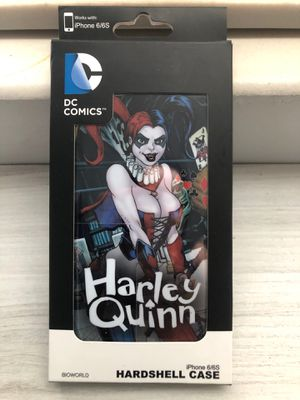 iPhone 6 case Harley Quinn & five nights at Freddy's Available $5 each for Sale in Miami, FL