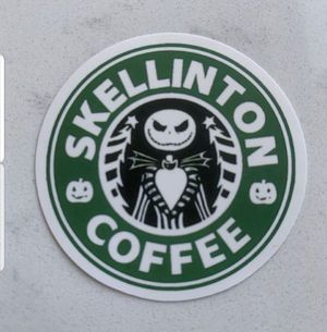 Nightmare Before Christmas Stickers for Sale in Montclair, CA