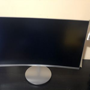 Samsung 27 Inch 1920*1080 Curved Monitor for Sale in El Monte, CA