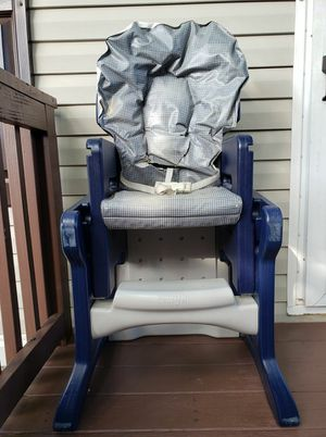 High Chair convertible play table seat booster & desk for Sale in Severn, MD