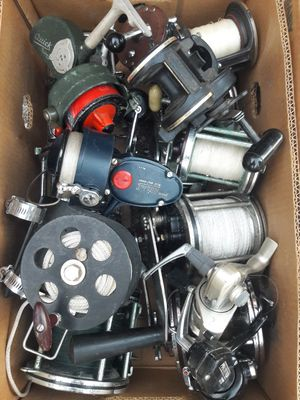 Fishing reels! for Sale in Lomita, CA